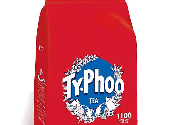 Typhoo 1100 tea bags (2.5kg)