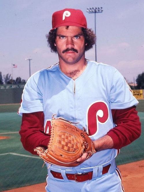 Warren Brusstar (Phillies, Cubs, White Sox)