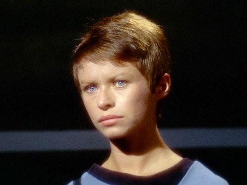 Beverly Washburn (Old Yeller, Star Trek)