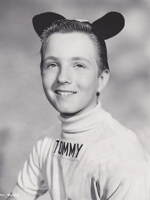 Tommy Cole (Mickey Mouse Club)
