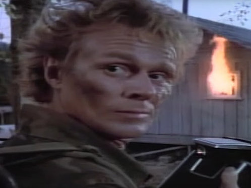 Michael Des Barres (MacGyver, Power Station)