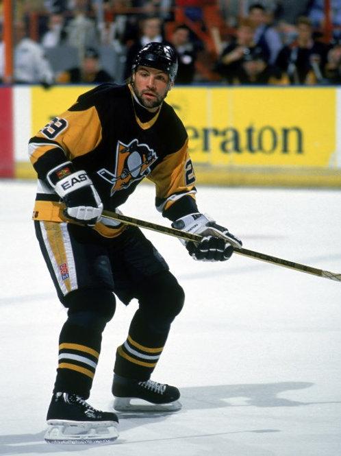 Phil Bourque (Penguins, Senators, Rangers)