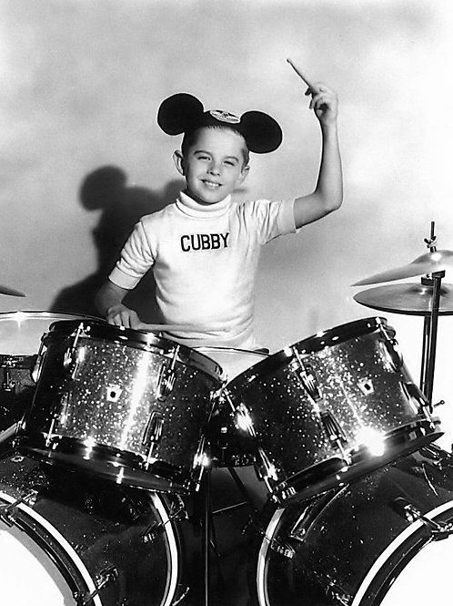 Cubby O'Brien (Mickey Mouse Club)