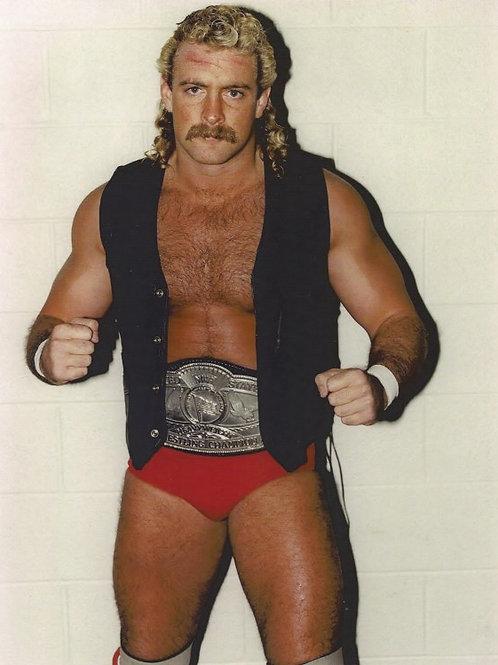 Terry Allen aka Magnum TA (NWA Wresting)