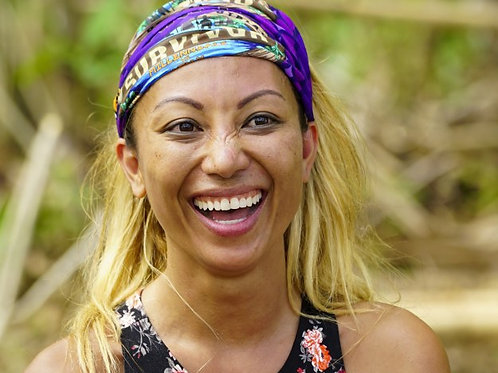 Rachel Ako (Survivor: Millennials vs. Gen X)