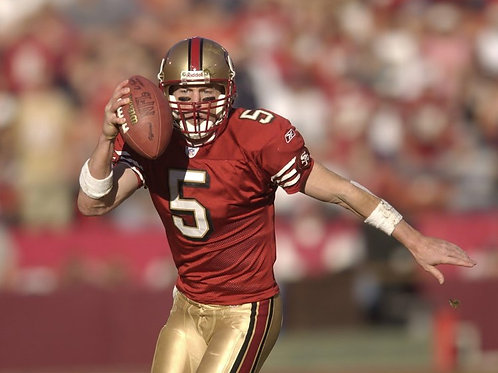Jeff Garcia (49ers, Browns, Lions, Eagles)