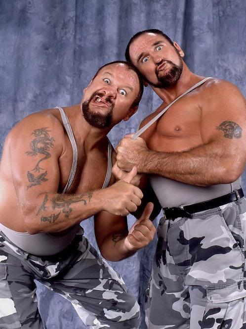 Bushwhacker Luke (WWF)