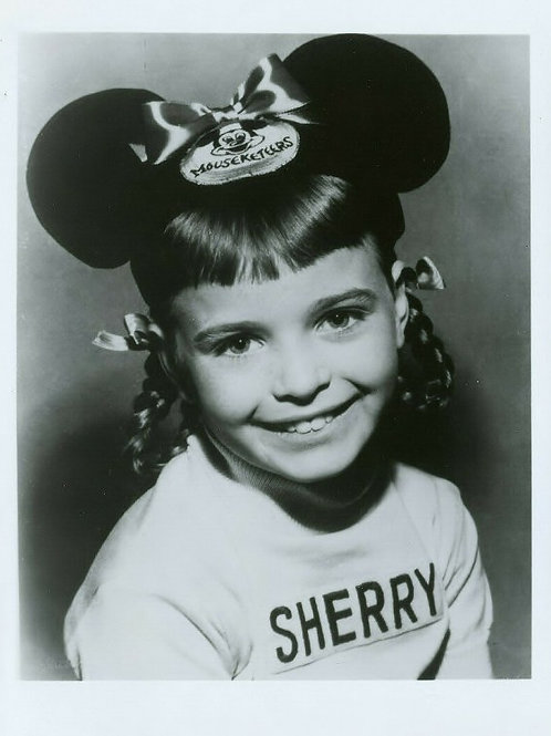 Sherry Alberoni (Mickey Mouse Club, Josie & The Pussycats)