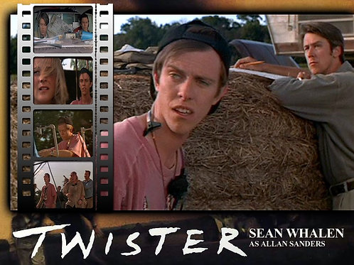 Sean Whalen (Twister, People Under The Stairs)