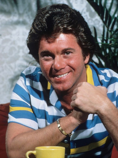 Larry Manetti (Magnum PI, Baa Baa Black Sheep)