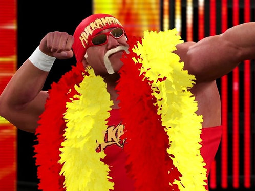 Hulk Hogan (WWE & WWF)