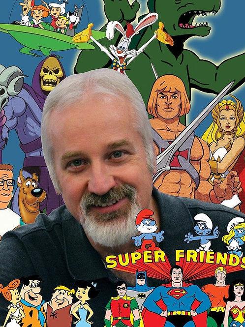 Tom Cook (Smurfs, He-Man)