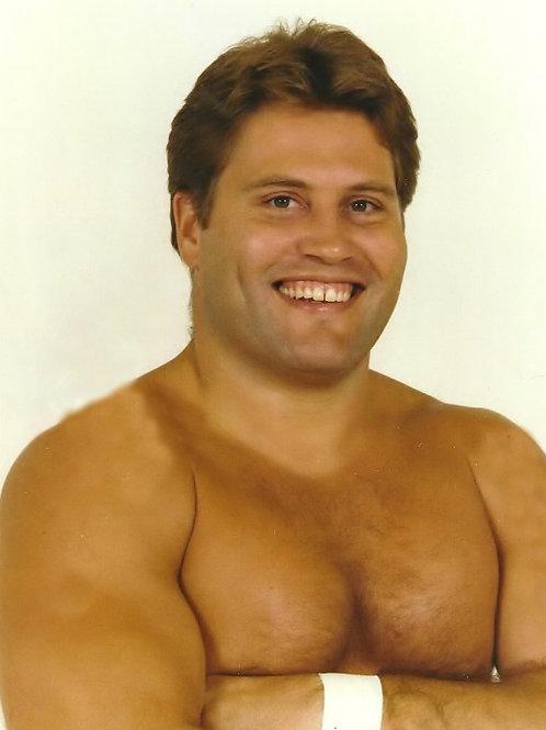 Jumpin Jim Brunzell (WWF - The Killer Bees)