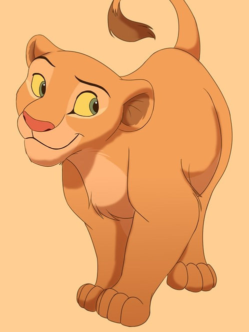 Niketa Calame (The Lion King)