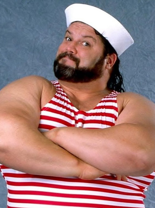 Fred Ottman aka Tugboat & Typhoon (WWF)