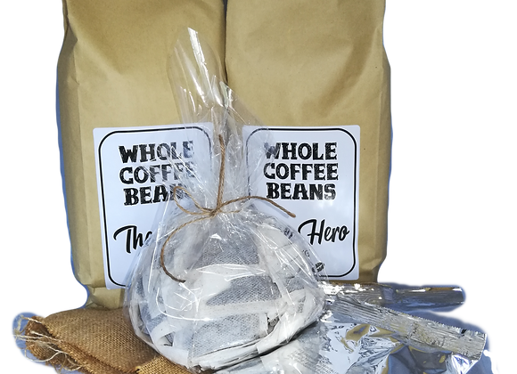 Finest Tea and Coffee Pack