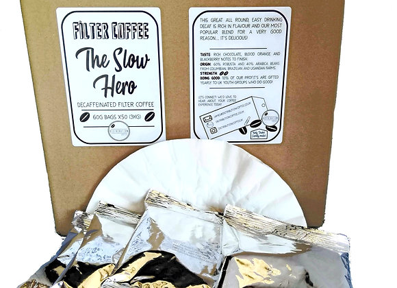 The Slow Hero Filter Coffee