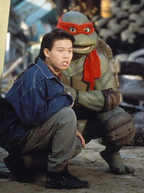 Ernie Reyes Jr (Teenage Mutant Ninja Turtles II: The Secret of the Ooze)