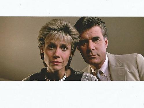 Cindy Pickett and Lyman Ward (Ferris Bueller's Day Off)
