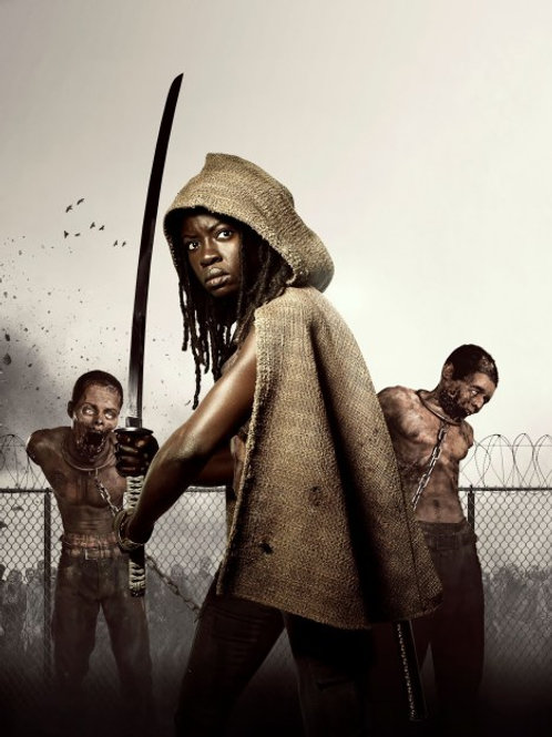 Moses Moseley (The Walking Dead)