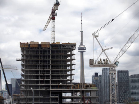 Canada's housing market buzz is back as Toronto rebounds