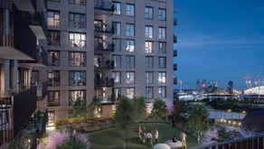 London's Docklands next hotspot: new flats and houses in Beckton near the DLR
