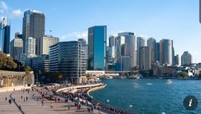 Australia's property market booms again, swelling already worrisome personal debt.