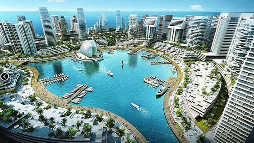 Eko Atlantic, Lagos, Nigeria