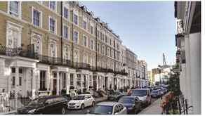 First-timers cash in on slump in London house prices