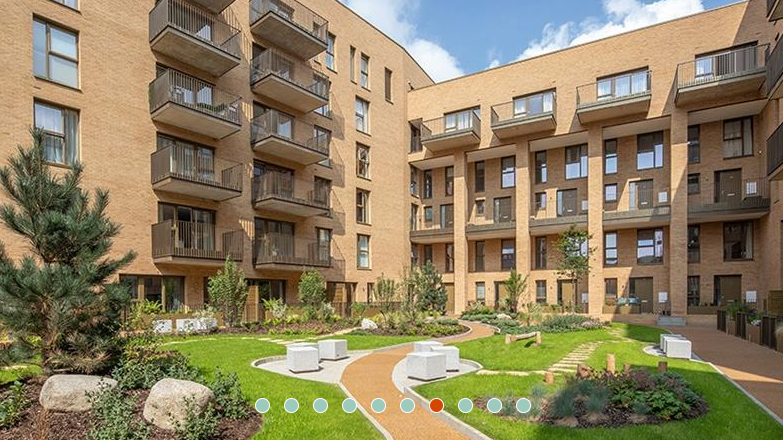 1,2 Bed - Hendon Waterside, UK