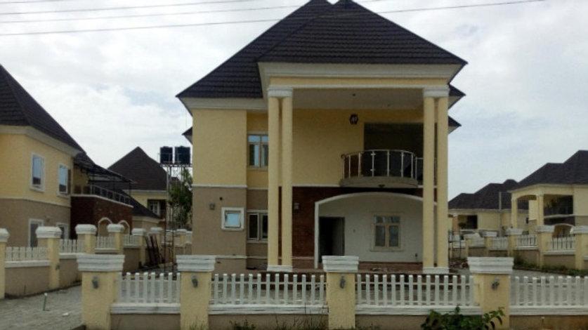 5 Bed - Centenary City, Abuja, Nigeria