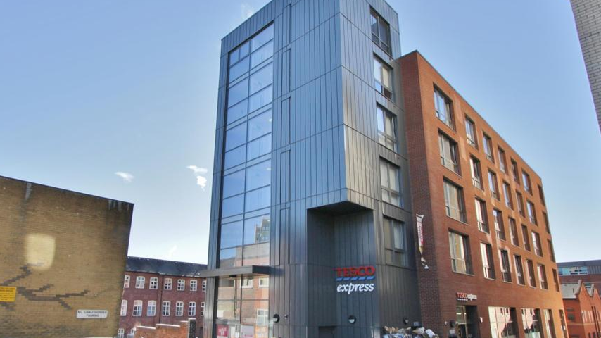1 Bed - Pearl Works, Sheffield, UK
