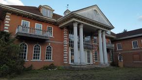 Inside crumbling abandoned mansions worth £350 million on UK's Billionaires' Row