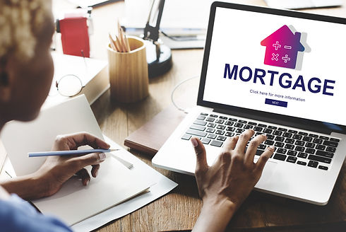 Loan Mortgage Payment Property Concept.j