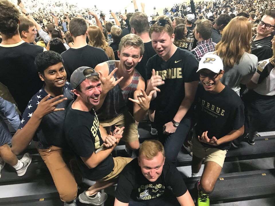 Purdue vs. Ohio