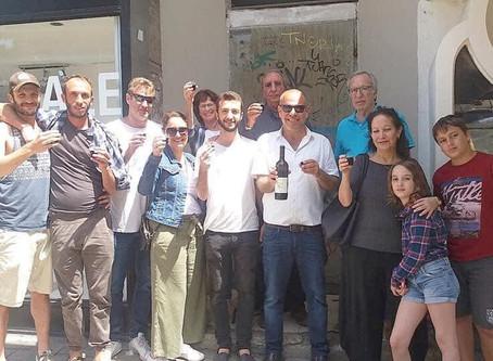 הסיפור מאחורי יין קיסריה שלנו
