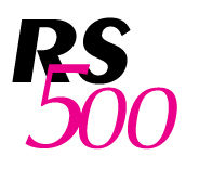 Logo RS500.