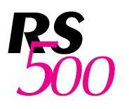 Logo plachetnice RS500