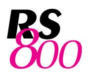 Logo plachetnice RS800