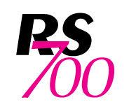 Logo plachetnice RS700