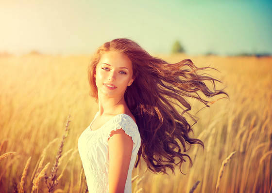 Top 5 Nutrients For Healthy Hair
