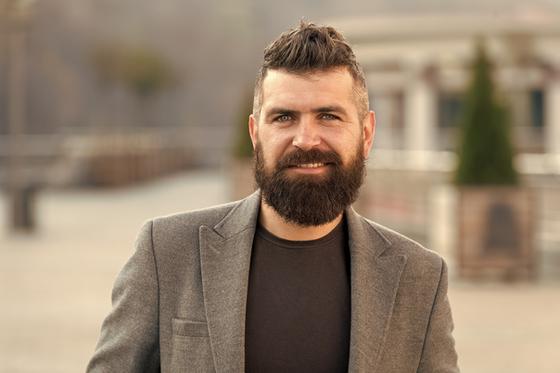 Increased Popularity of Beard Transplants