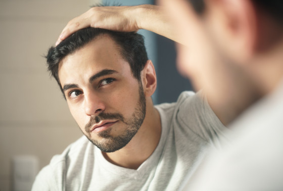Hairline Lowering vs. Hair Transplantation