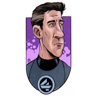 John Krasinski as Reed Richards