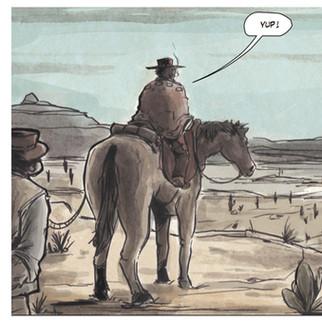 Western Comic