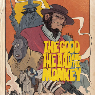 The Good The Bad and The Monkey