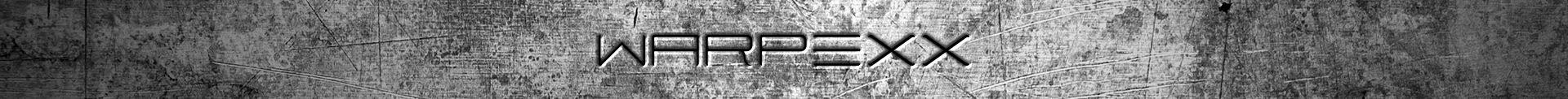 Warpexx banner iron scheme