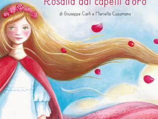 """""""Rosalia dai capelli"""" d'oro al Teatro Massimo"""