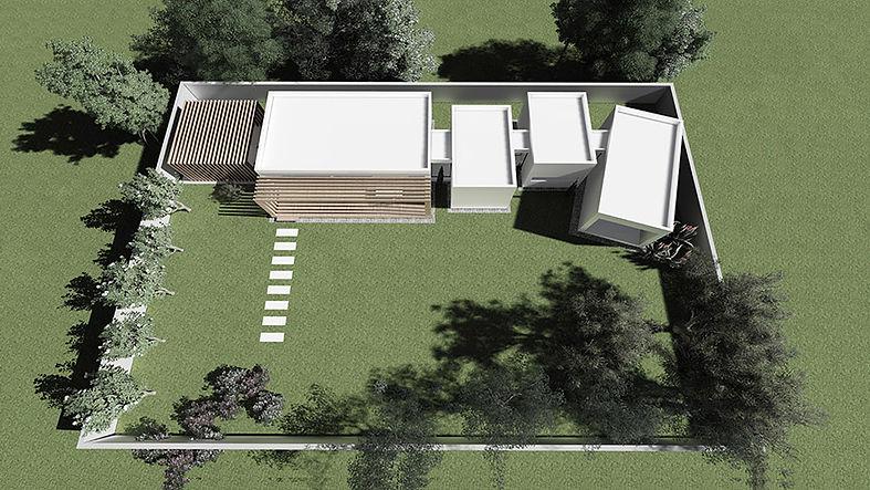 La Casa Que Crece con garaje