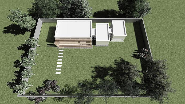 La Casa Que Crece con un nuevo dormitorio